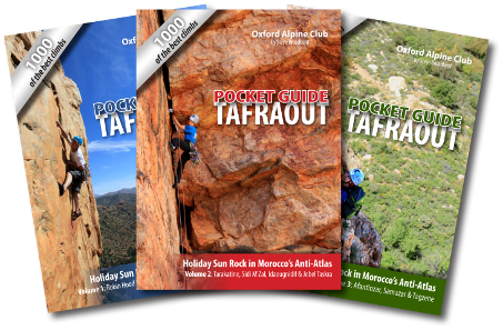 Tafraout Pocket Guides